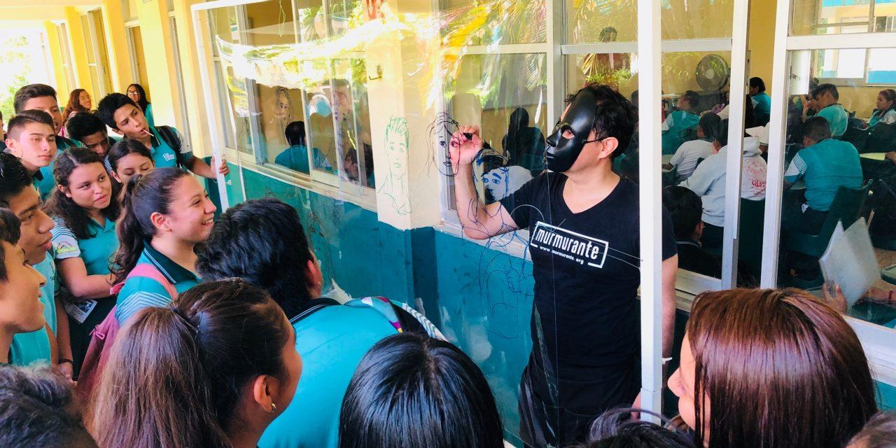 Gira Las Constelaciones del Deseo por municipios de Yucatán y Quintana Roo