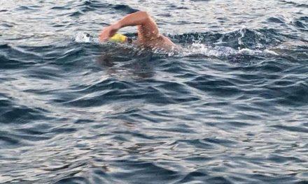 La experiencia y ejemplo de un nadador singular