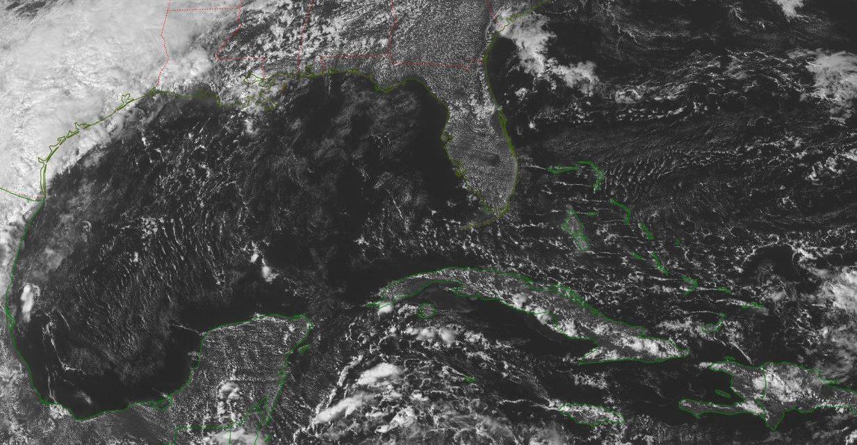 #Clima: Prolongado calor con aumento en potencial de lluvias en #PenínsuladeYucatán