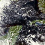 Potencial de lluvia del jueves a sábado en Península Yucatán