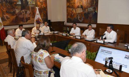 López Obrador valora innecesaria consulta por Tren Maya