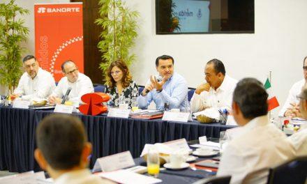 Renán Barrera da mayores garantías para inversión en Mérida