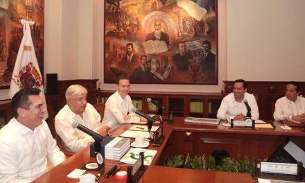 A propuesta Mauricio Vila, Yucatán será sede de próxima reunión del proyecto del Tren Maya