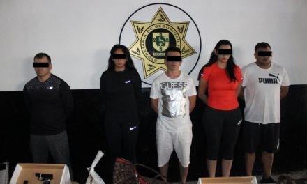 Difunde policía de Yucatán supuesto desmantelamiento de banda colombiana