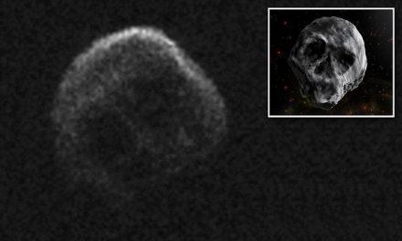 Asteroide calavera se 'acercará' a Tierra después de Halloween