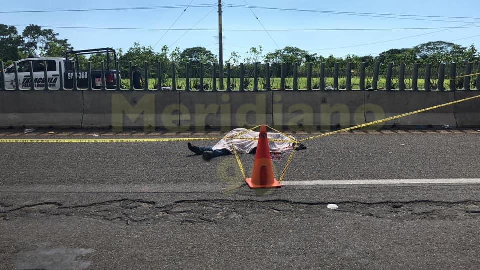 Ni la muerte frena #CaravanaMigrante: muere hondureño… ellos avanzan (videos)