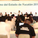 Alcaldes y Gobierno de Yucatán diseñarán agenda conjunta