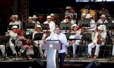 Así concluyó Festival Cultural de Otoño y Cervantino de Yucatán (video)
