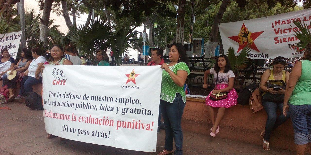 """Enciende discurso contra """"radicales"""" ambiente de Foro en Yucatán"""