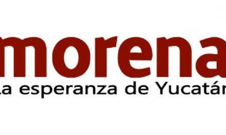 Silencio de Morena sobre detención de consejera en Yucatán