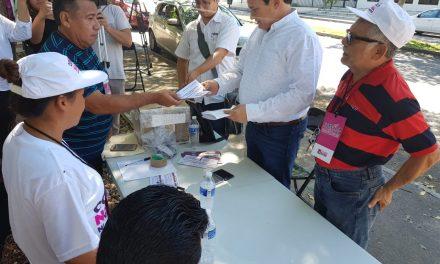 'Infiltrado' votó ¡5 veces en consulta por aeropuerto de Cdmx! Y ¿en Yucatán? (video)