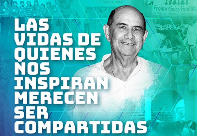 Muere Guillermo Vela Román, fundador del Frente Cívico Familiar