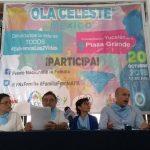 Protesta antiaborto en Plaza Grande de Mérida: harán una ola… celeste