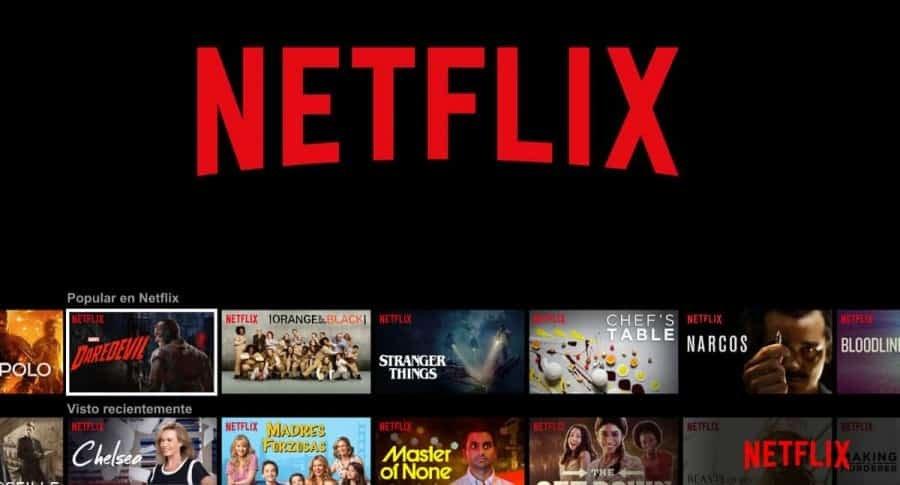 Netflix se adueña de un gran porcentaje del tráfico de internet