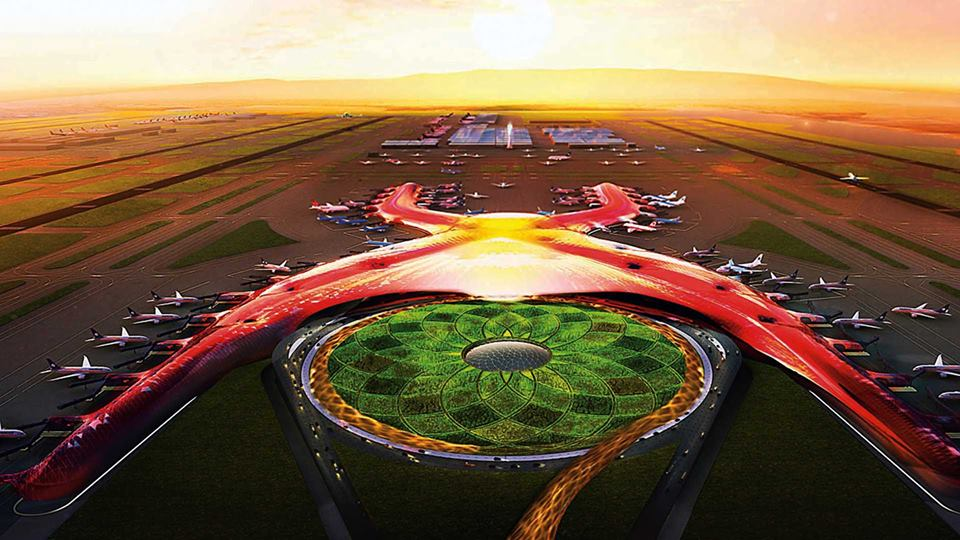 En Yucatán gana Santa Lucía consulta por nuevo aeropuerto de Cdmx (video)