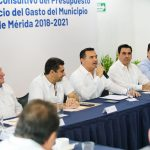 """Renán Barrera instala el Consejo Consultivo del presupuesto, """"vitrina ciudadana"""""""
