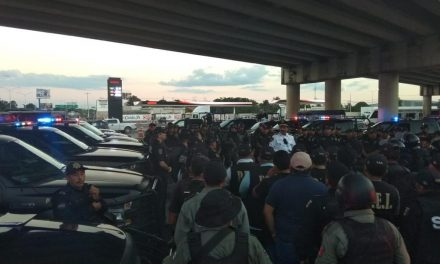 Refuerzan seguridad en Kanasín