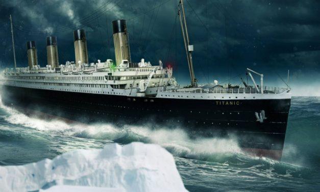 Titanic II zarpará en 2022 y tendrá misma ruta que el trasatlántico original que se estrelló con el iceberg