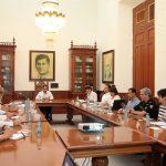 Mauricio Vila Dosal se reúne con representantes de cruceros