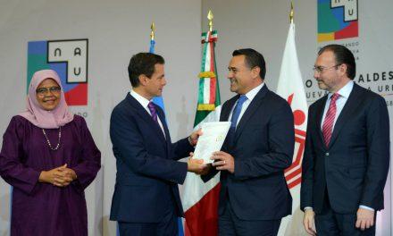 Índice de Ciudades Prósperas ONU-Hábitat distingue a Mérida