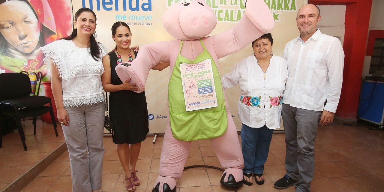 Cuarto festival de la Chicharra, el 24 de noviembre
