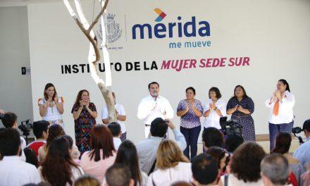 Llevan Instituto Municipal de la Mujer al sur de Mérida