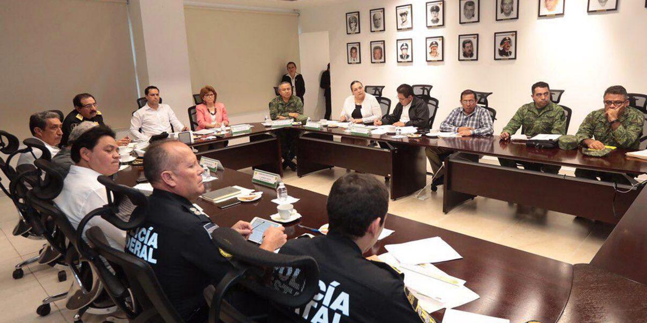 Seguridad, tema primordial para Yucatán