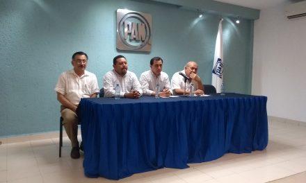 Arrasa Marko Cortés en Yucatán; minimizan salida de Calderón