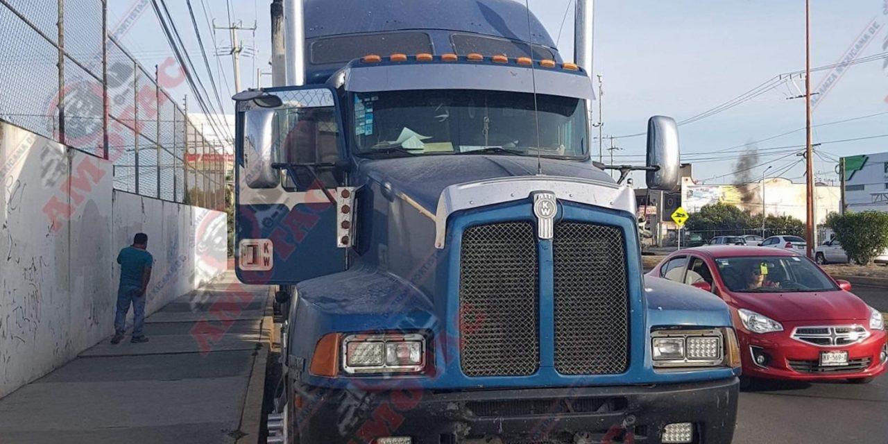 Molesta a transportistas 'engaño' en tema de gasolinazo