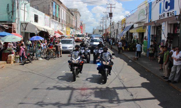 Operativo municipal de seguridad por Buen Fin; recomendaciones a la ciudadanía