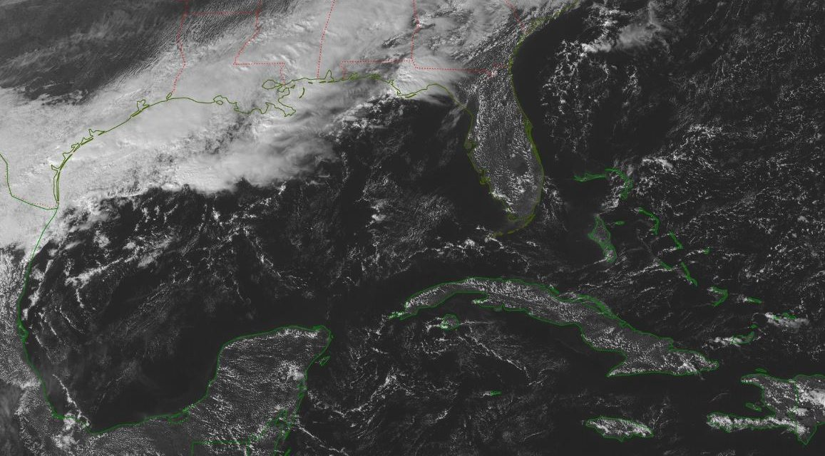 #PenínsuladeYucatán: Seguirá la racha de calor con escaso potencial de lluvias