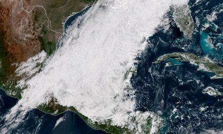 Este es el pronóstico de bajas temperaturas y lluvias en #PenínsulaDeYucatán