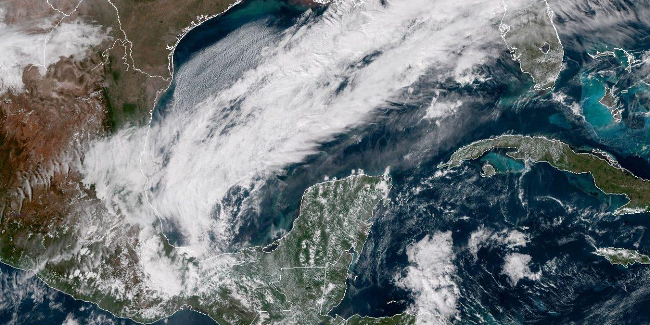 Aumento en potencial de lluvias y evento de Norte por Frente Frío 12