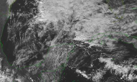 Fin de semana con calor y escasa lluvia en #PenínsuladeYucatán