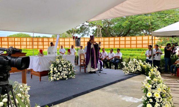 Migrantes y damnificados, en la memoria católica