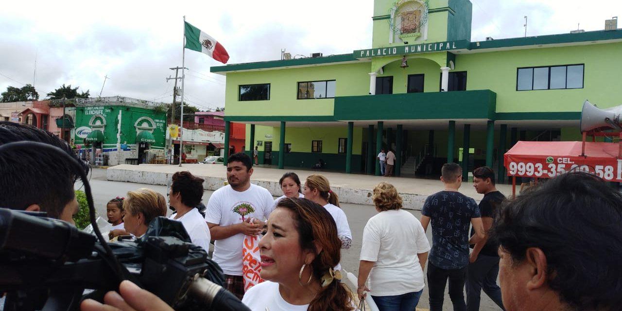 Mujeres lanzan alerta en Kanasín por homicidios y violaciones