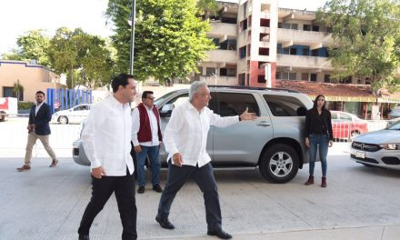 Evaden AMLO y gobernadores temas ríspidos