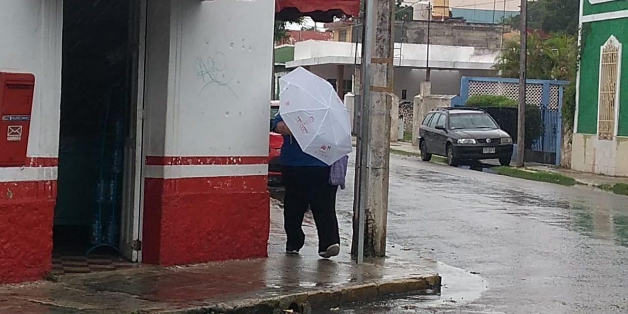 Mérida lluviosa: Mira cómo ha trastocado actividades