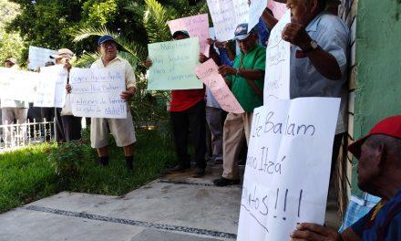 """Esperan justicia por """"despojo"""" de mil 500 hectáreas en Motul"""