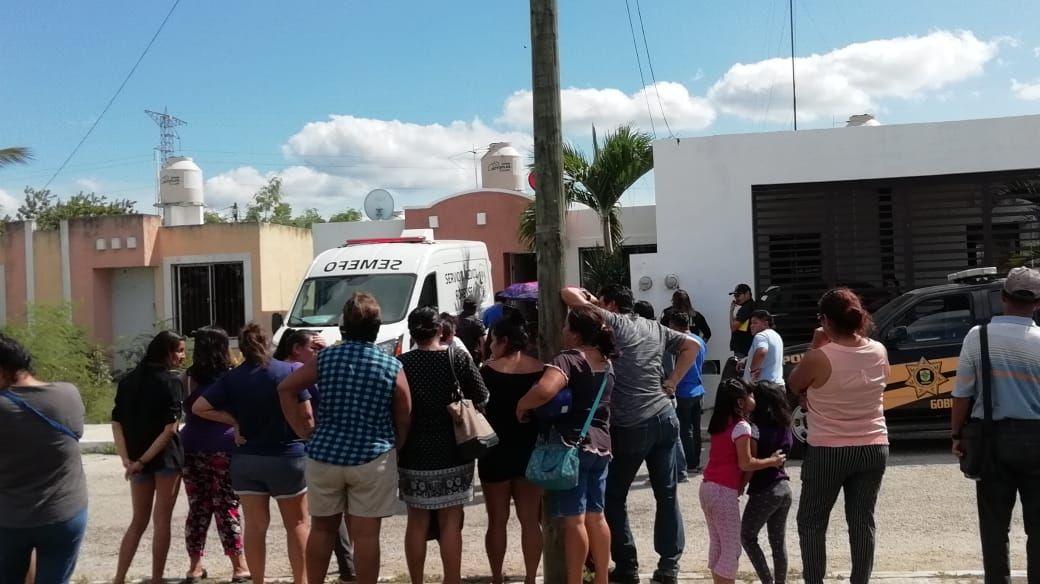 Mujer, víctima de violencia, es hallada muerta al sur de Mérida
