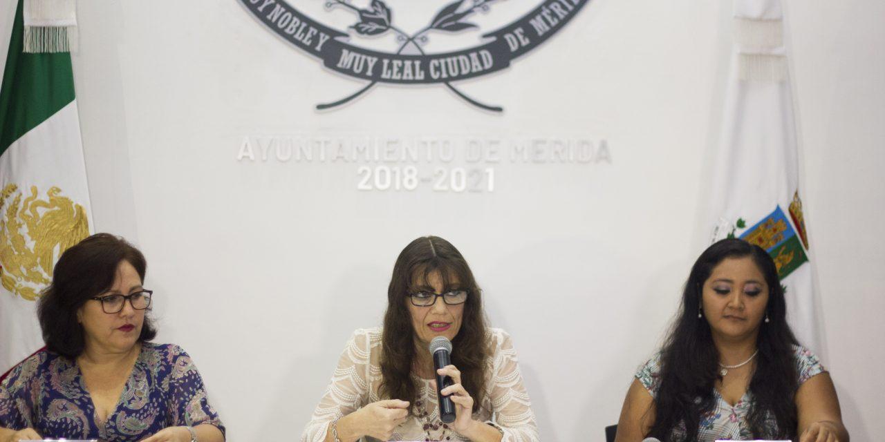 DIF Mérida: elevar capacitación sobre vejez y envejecimiento