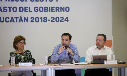 Gobierno de Rolando Zapata  gastó más de lo que correspondía