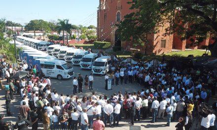 Más vehículos de traslado médico para municipios de Yucatán
