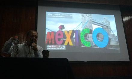 Continuidad a la marca México, deber de AMLO.- Exdirector