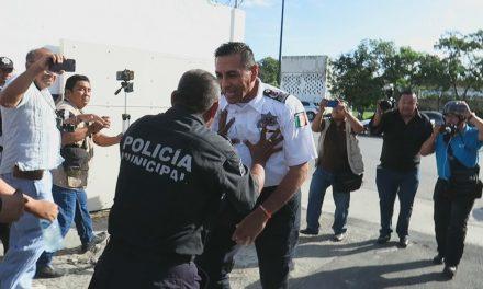 Ni cese ni castigo para policías paristas de Cancún; no pasó nada… bueno sí: 7 ejecutados