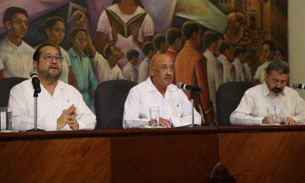 'Sí estamos preocupados', dice rector de la UADY ante posibles recortes