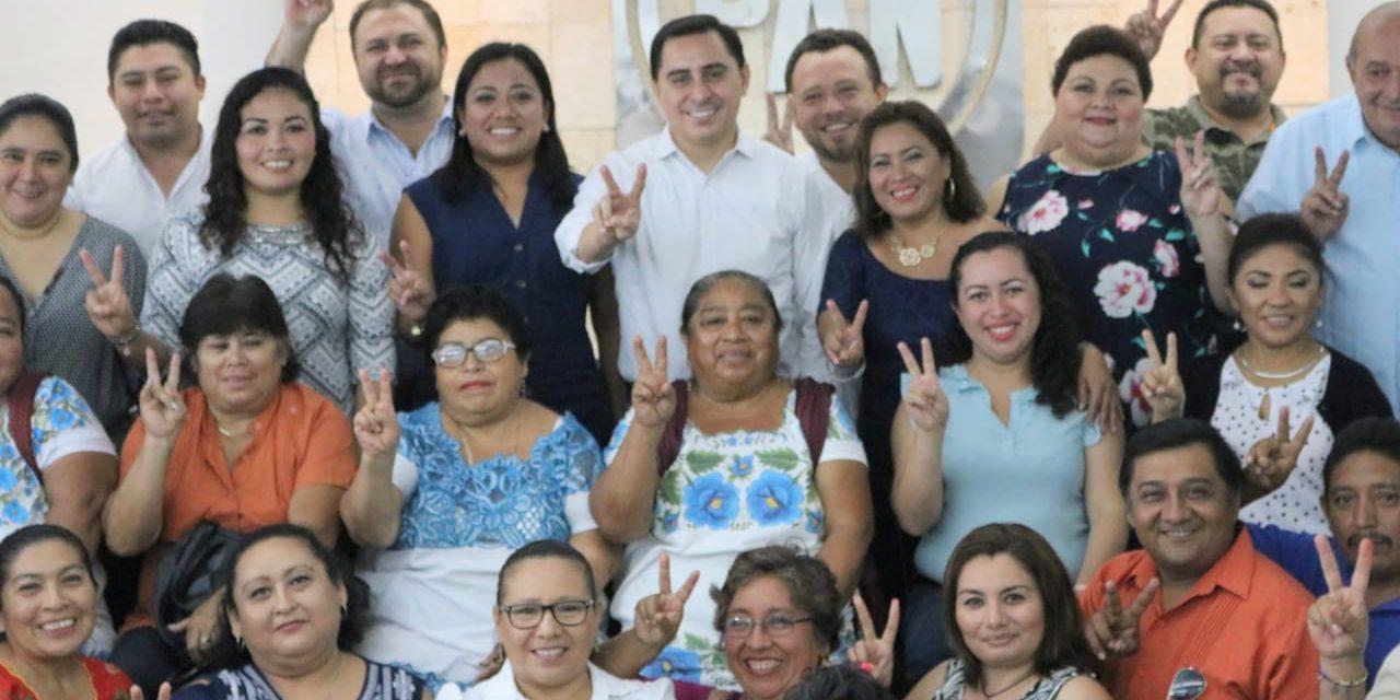 Asume nuevo presidente del PAN en Yucatán