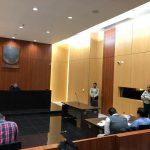 Pareja acusada de matar a polícia yucateco, a juicio: se defienden con 4 abogados