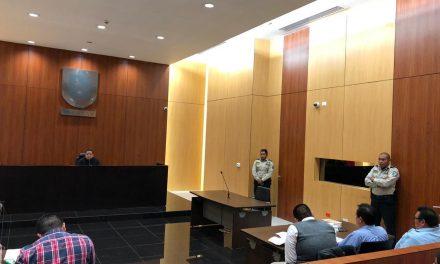 Pareja acusada de matar a policía yucateco llevaba 3 armas; acusados de 3 delitos (video)