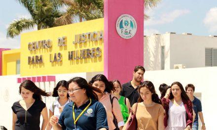 Certifican a Centro de Justicia para las Mujeres de Yucatán